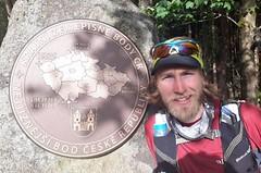 Sám bez doprovodu zdolal 2000 km kolem Česka
