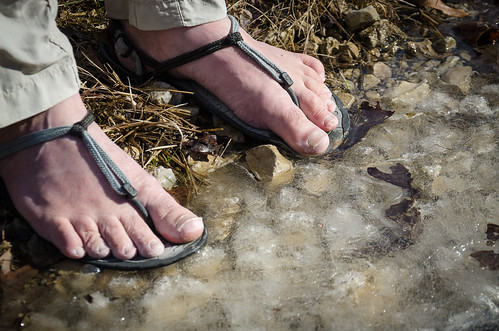 hike ozarkswalkabout bygingerdavisallman hiking ozarks gsa comptonhollowconservationarea barefoot huaraches journal2015 springfield mo us
