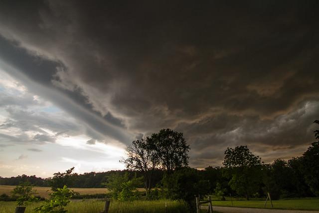 Helluva storm, Canon EOS 7D, Sigma 10-20mm f/3.5 EX DC HSM