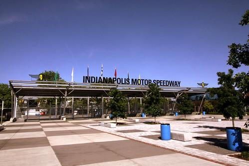 Indianapolis Motor Speedway Gate 1