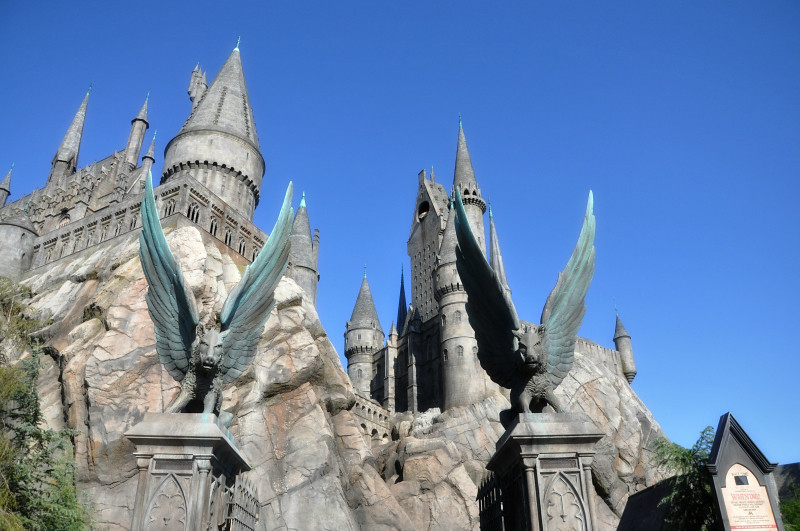 Universal Studios Hogwarts @ Mt. Hope Chronicles