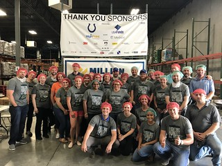 Million Meal Movement Volunteer Event