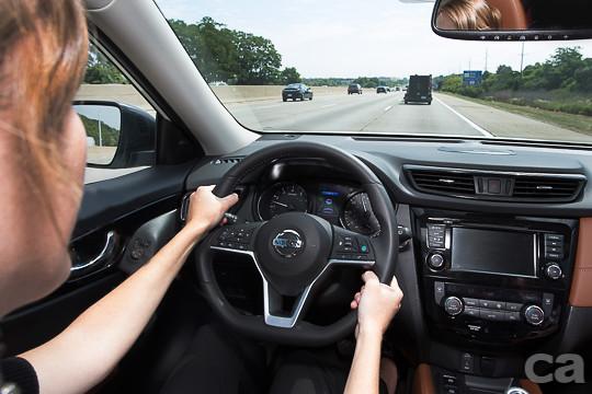 Nissan ProPILOT Assist technology makes U.S. debut on 2018 Rogue