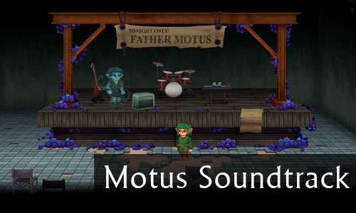 The Path of Motus Soundtrack