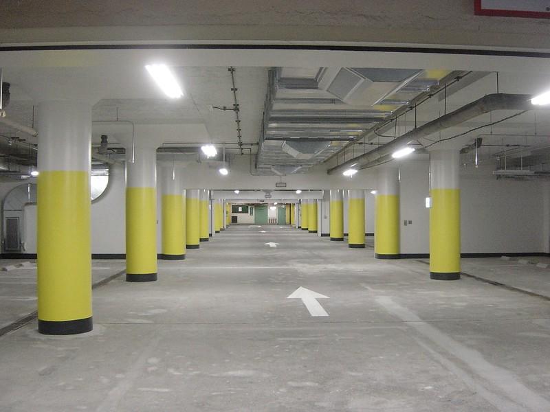 日比谷地下駐車場 (1)