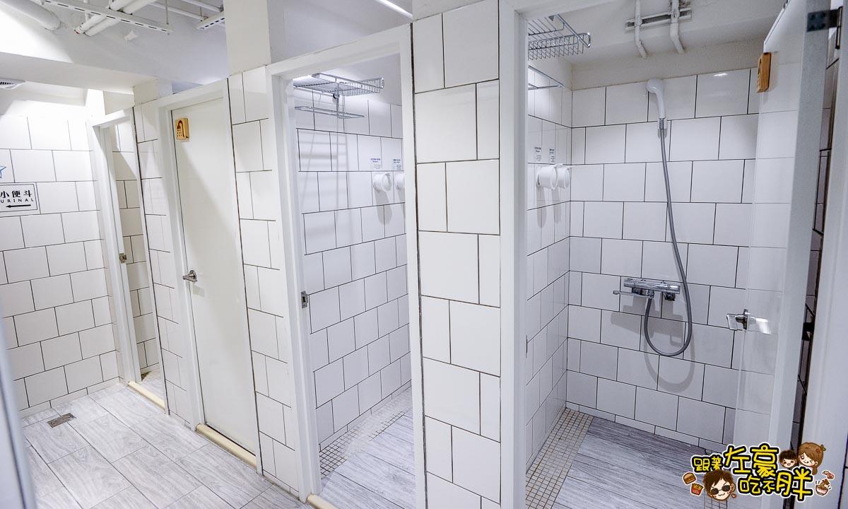 高雄住宿推薦紙飛機青年旅館-83