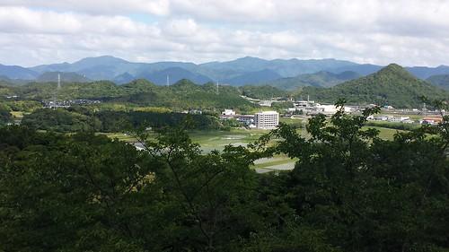 Mt. Shouda View