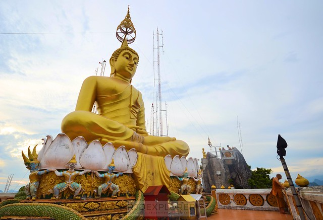 phuket krabi itinerary tiger temple