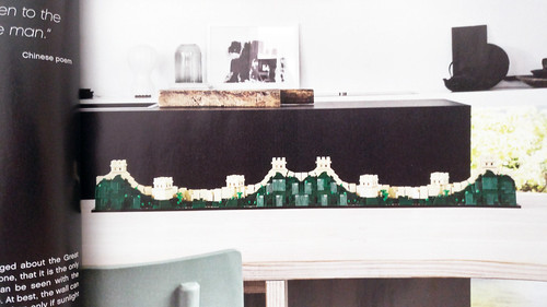 LEGO Architecture Great Wall of China (21041)