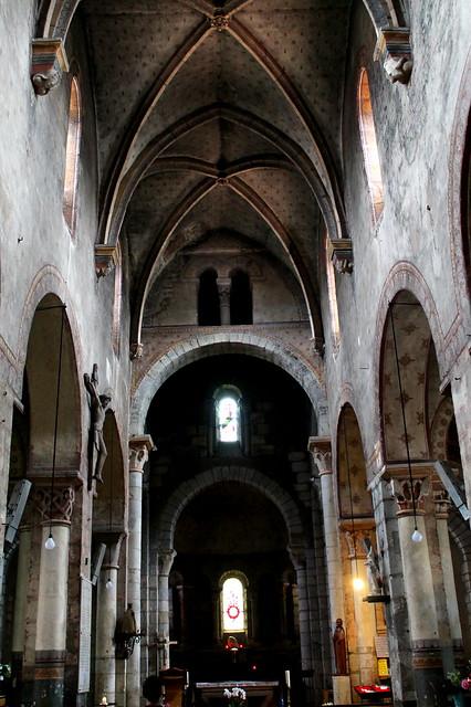 Eglise Saint Martin de Thuret (63)