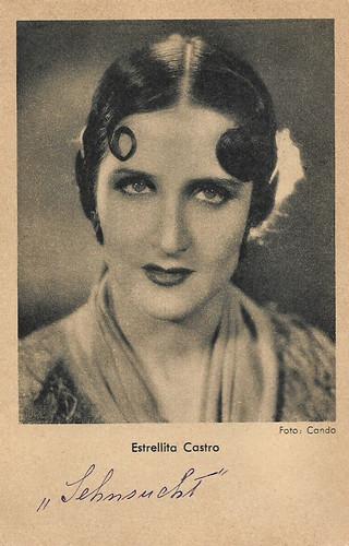 Estrellita Castro in El barbero de Sevilla (1938)