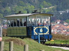 Summit Station and Great Orme Visitor Centre - Great Orme Tramway