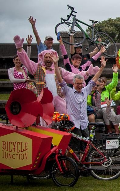 Cycle Awards Wellington (see below)