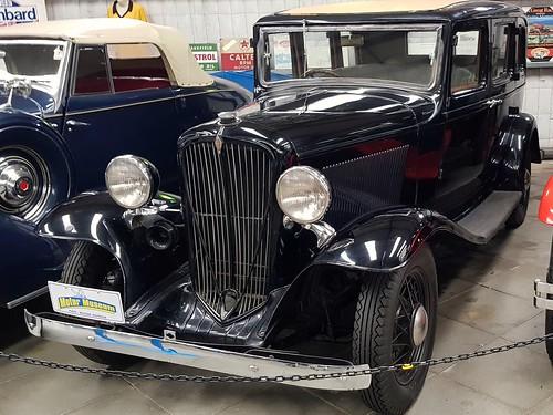 Rockne, part of the Studebaker Co. 1932