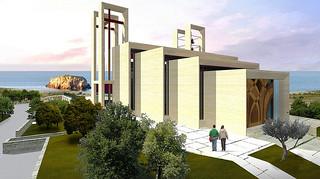Progetto Chiesa Madonna d'Altomare