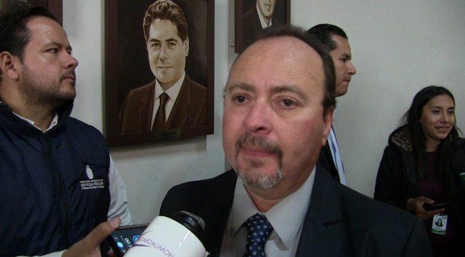 D.- Lic. Jorge Parra Meléndez, director de Servicios Públicos Municipales de Durango, él y la subdirectora administrativa de esta dependencia practican terrorismo laboral en contra