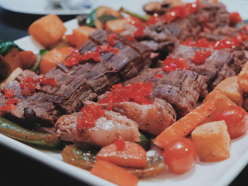 Akrotiri Restaurant Commercenter Alabang
