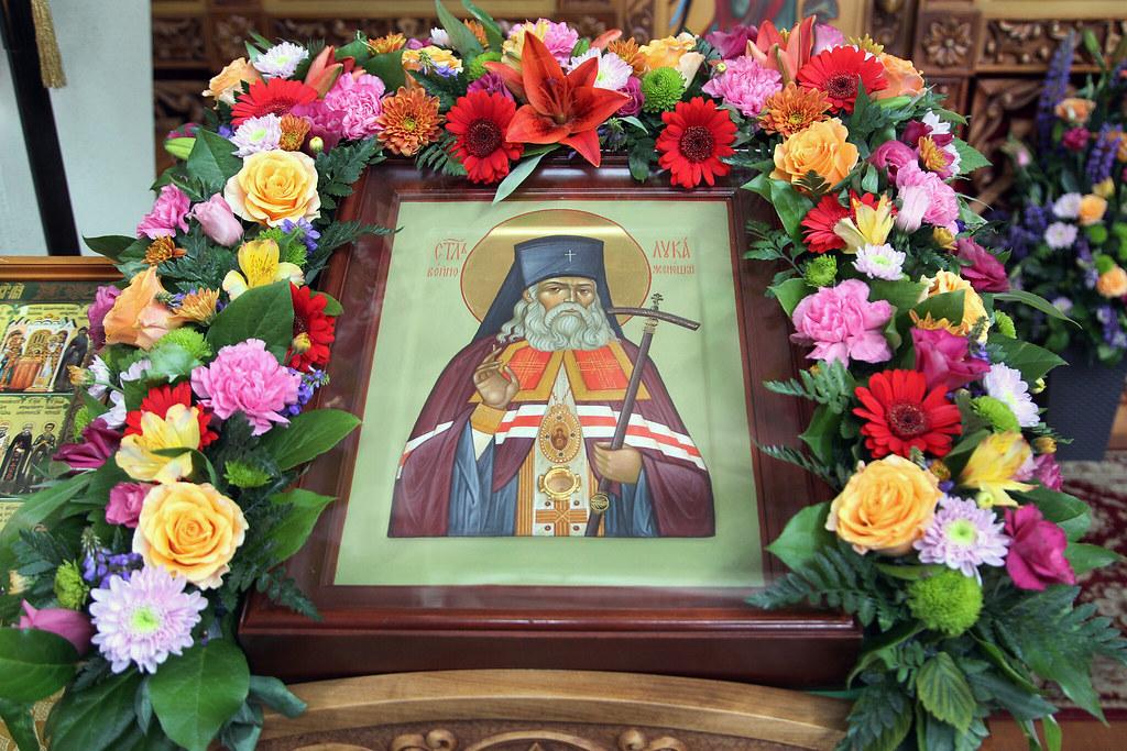 Управляющий викариатством посетил приход строящегося храма в Марьинском парке