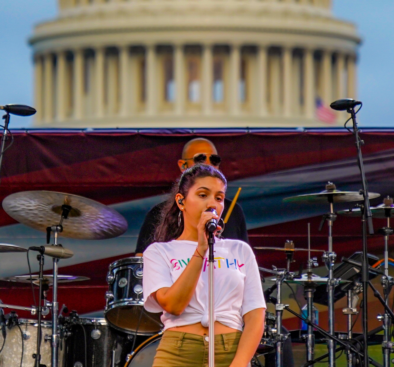 More Photos from the Future: Alessia Cara at Capital Pride, Washington, DC USA