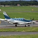 N700EL SOCATA TBM-700, Air Twinlite Inc, Gloucestershire Airport, Staverton, Gloucestershire