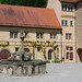 Weikersheim Palace, inter courtyard by EJK41