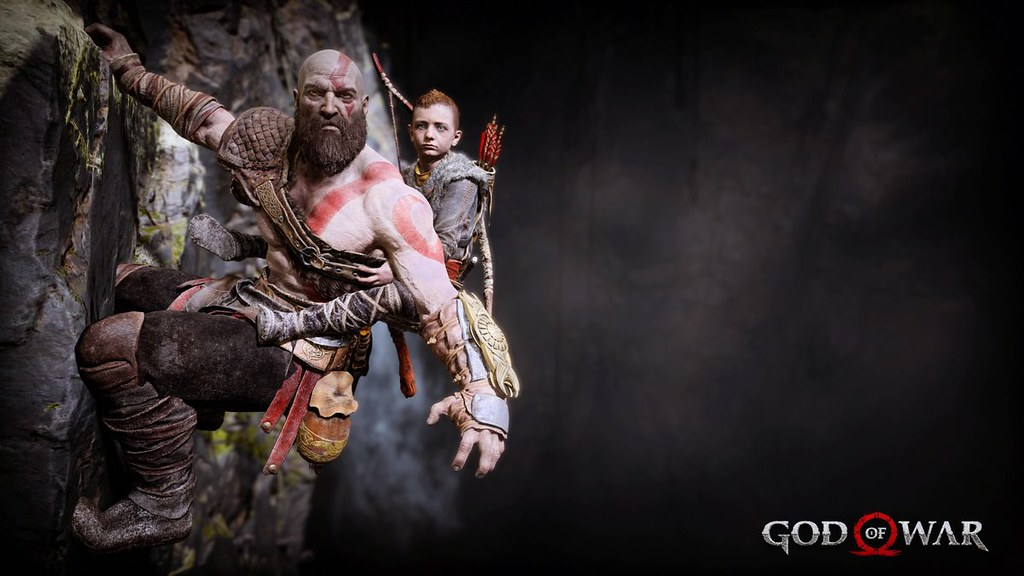 God of War: Kratos & Atreus