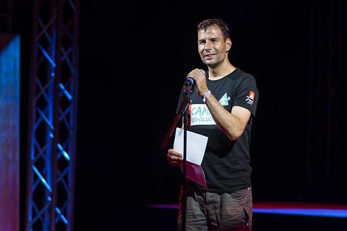 igmetalljugendbayern posted a photo:Poetry Slam, die etwas andere Art sich auszudrücken. Danke an alle unsere Slamer_innen.