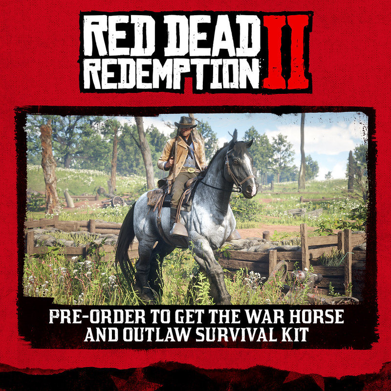 The Red Dead Redemption 2