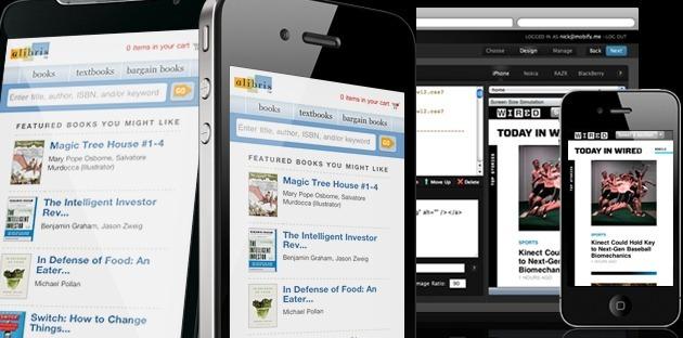 Versiune mobila site