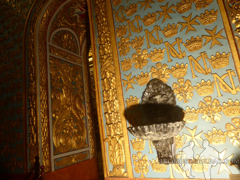 0624. Interior de la ConCatedral, La Valeta, Malta