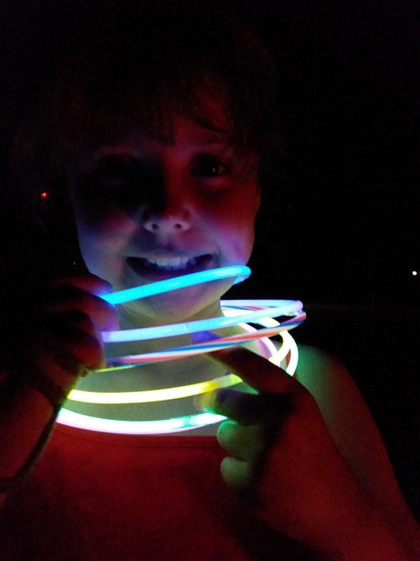 Fire and Glow Sticks (4)