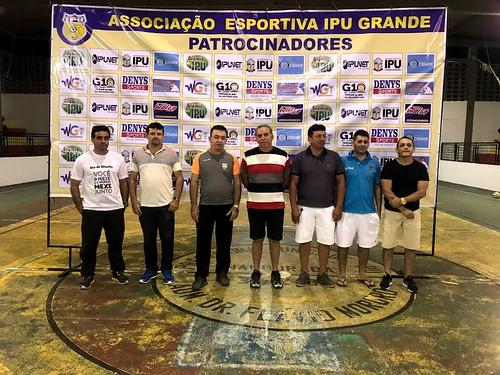 Amistoso Seleção de Ipu Futsal 2018