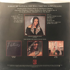 PATRICE RUSHEN:FORGET ME NOTS(JACKET B)