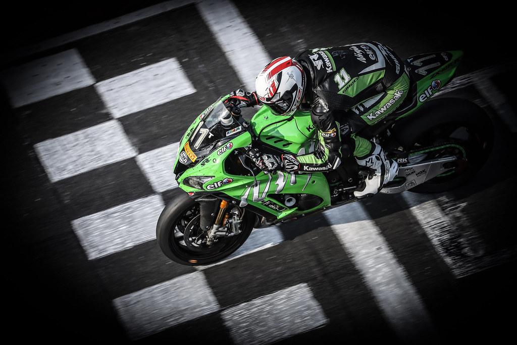 8,Hours,Oschersleben,2018,N 11 Team Src Kawasaki, Gines Mathieu, De Puniet Randy, Guarnoni JéRéMy, Berchet Morgan