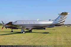 M-JJTL | Pilatus PC-12-47E | Private