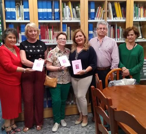 Asociación Poética La Almazara clausura del programa Escritores Invitados