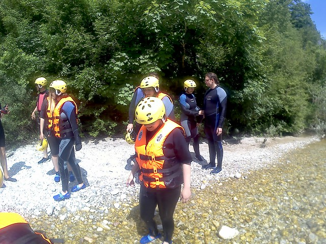Lets chose rafting in Bosnia