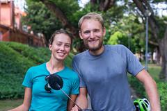 Ewelina and Piotr Mucha