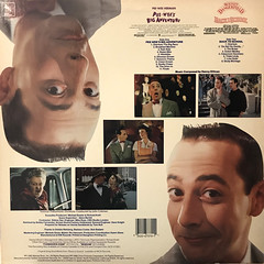 DANNY ELFMAN:PEE-WEE'S BIG ADVENTURE(JACKET B)