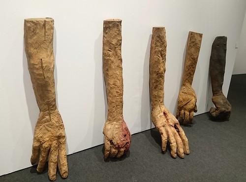 5 mans dereitas - Álvaro de la Vega