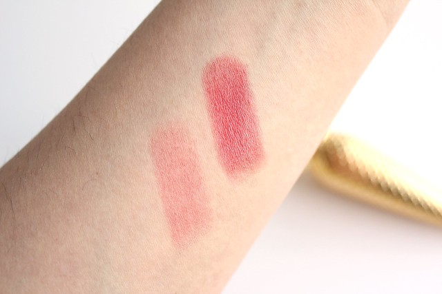 Review and swatches of Christian Louboutin Sheer Voile Lip Colour in Mexicatchy