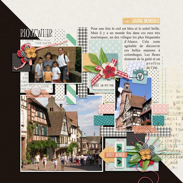 Alsace 2008 - Riquewihr