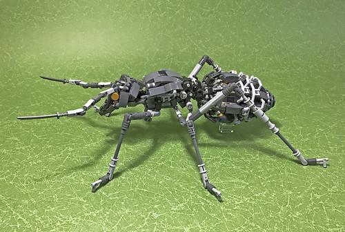 LEGO Mecha Ant-MK2-02
