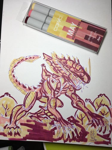 May Copic Colors