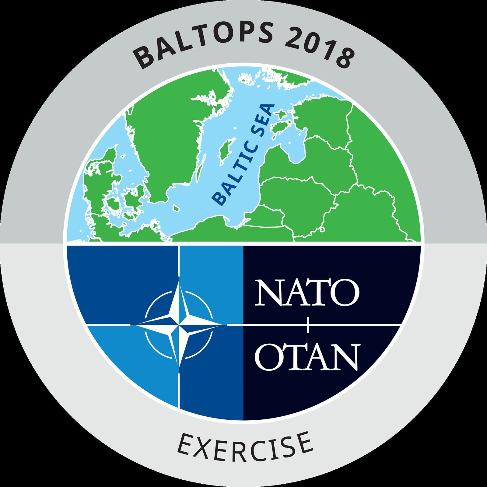 BALTOPS 2018 Official Logo