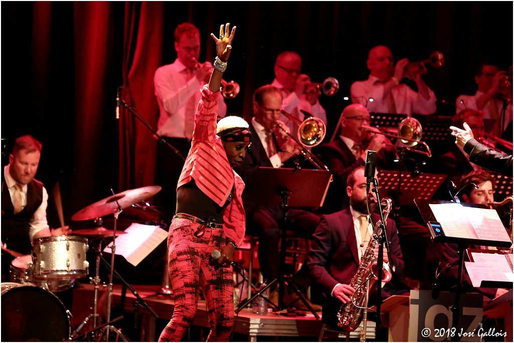 Madeline Bell & Jazz Orchestra of the Concertgebouw