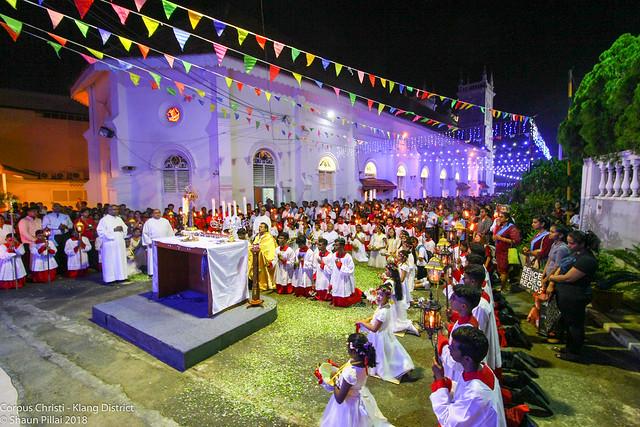 Corpus Christi 2018 @ OLL Klang
