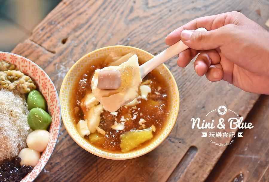 台中豐原 豆花 剉冰 仙草凍 默坊20