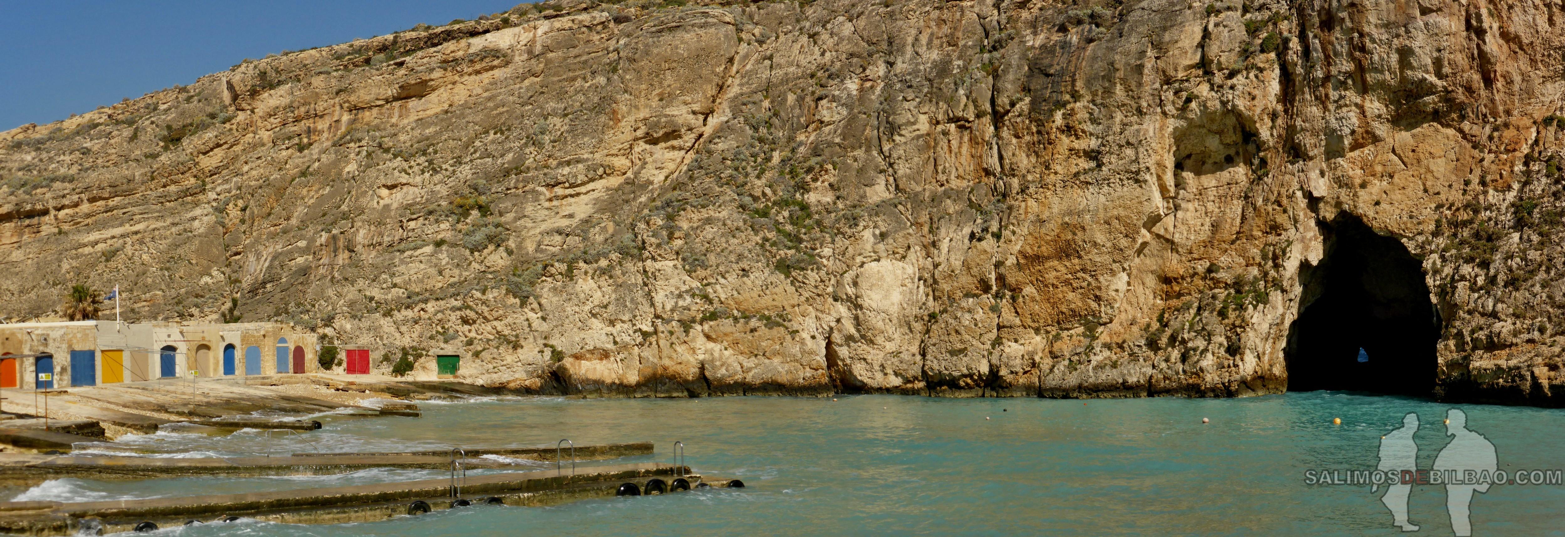 0530. Pano, Inland Sea, Gozo