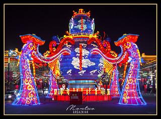 LUCES - XIAN - CHINA 2018